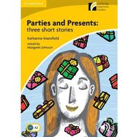 Parties and Presents: Three Short Stories Level 2 Elementary/Lower-intermediate (9788483238363)