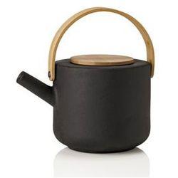 Zaparzacz do herbaty theo wyprodukowany przez Stelton