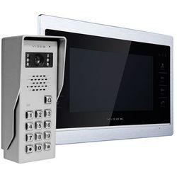 Vidos Zestaw wideodomofonu natynkowego z szyfratorem s50d m901fh
