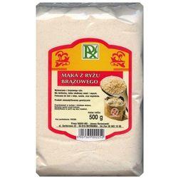 Mąka z ryżu brązowego 500g z kategorii Mąki
