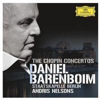 The Chopin Concertos (Polska cena) (CD) - Daniel Barenboim, Staatskapelle Berlin