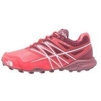 The North Face ULTRA MT Obuwie do biegania Szlak melon red, kolor czerwony
