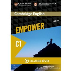 Cambridge English Empower Advanced Class DVD, CAMBRIDGE UNIVERSITY PRESS