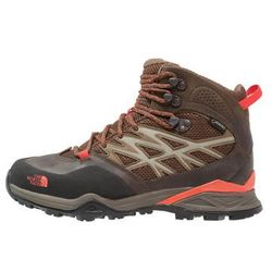 The North Face HEDGEHOG HIKE GTX Buty trekkingowe morel brown/radiant orange, kup u jednego z partnerów