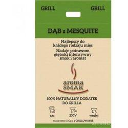 Aroma smak Granulat dąb z mesquite