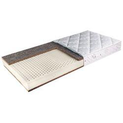 Materac ZEUS JANPOL lateksowy: Rozmiar - 160x200, Pokrowce Janpol - Stressfree