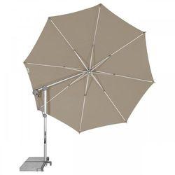 Doppler parasol przeciwsłoneczny przechylany protect 340 cm, piaskowy (9003034084108)