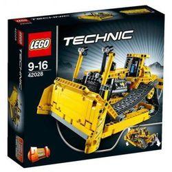 Lego Technic Buldożer Spychacz 2w1 42028 - produkt dostępny w HUGO Akcesoria gsm , Nawigacje