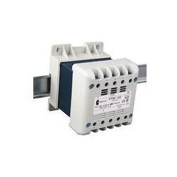 TRANSFORMATOR JEDNOFAZOWY IP21 NA SZYNĘ TH-35 PTM 100 230/24V - 16024-9930 - BREVE, towar z kategorii: Transf