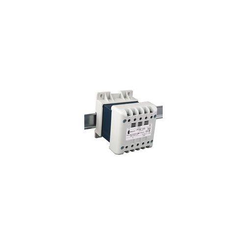 PTM 100 230/ 24V Transformator jednofazowy IP21 na szynę TH-35, towar z kategorii: Transformatory