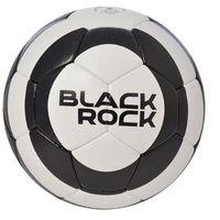 Piłka nożna rekreacyjna axer black rock white - biały ||czarny marki Axer sport