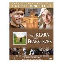 Święta klara i św. franciszek + film dvd, marki Praca zbiorowa