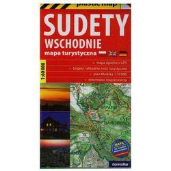 ExpressMap Sudety Wschodnie 1:60 000 see you! in mapa turystyczna (praca zbiorowa)