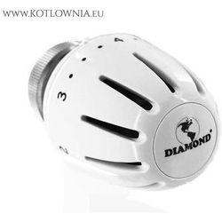 Głowica termostatyczna Diamond M30x1,5 - produkt z kategorii- Zawory i głowice