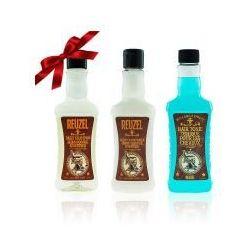 Prezent: reuzel - szampon + odżywka + tonik utrwalający wyprodukowany przez Payot