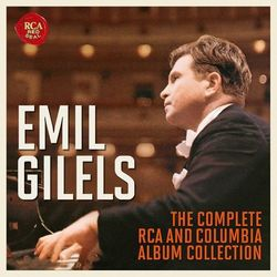 Emil Gilels The Complete RCA and Columbia Album Collection (CD) - Emil Gilels, towar z kategorii: Muzyka klasy