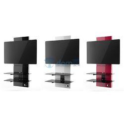 Półka pod TV z maskownicą GHOST DESIGN 3000 z rotacją - sprawdź w Domid.pl