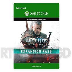 Wiedźmin 3: dziki gon - season pass [kod aktywacyjny] od producenta Microsoft