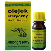 OLEJEK LEMONGRASOWY 7ML - AVICENNA OIL, 4283