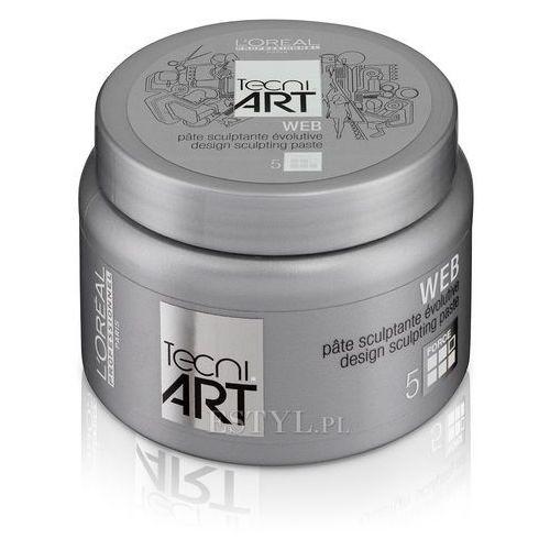 Loreal Tecni.art A-Head Web - włóknisty krem rzeźbiący 150ml oferta ze sklepu Estyl.pl