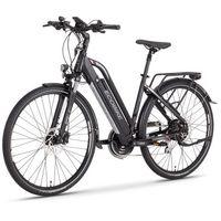 Rower elektryczny  s cross l czarny + darmowy transport! marki Ecobike