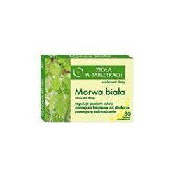 MORWA 30 tabletek, towar z kategorii: Pozostałe akcesoria dla cukrzyków