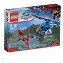 Lego JURASSIC WORLD Pojmanie pteranodona 75915