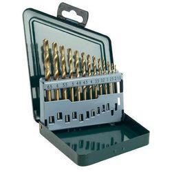 Zestaw wierteł do metalu BOSCH HSS-R Titanium 1.5-6.5 mm (13 elementów)