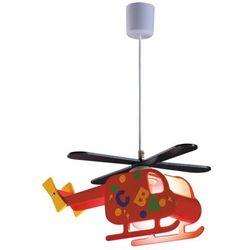 Rabalux Lampa oprawa wisząca dziecięca helicopter 1x40w e27 4717
