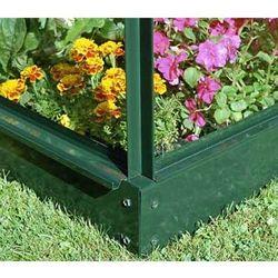 Baza fundamentowa do szklarni 1,93x3,83 m  zielona marki Vitavia
