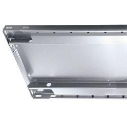 Schulte Dodatkowa półka ocynkowana,wys. krawędzi 25 mm, opak.: 2 szt.