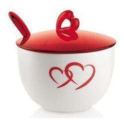 love cukiernica czerwona 23060165 marki Guzzini