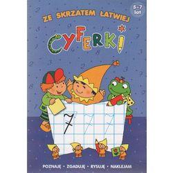 Cyferki Ze skrzatem łatwiej 5-7 lat (Krassowska Dorota)