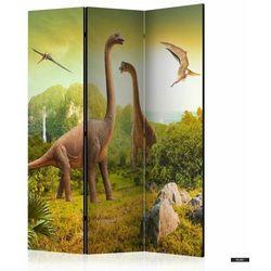 SELSEY Parawan 3-częściowy - Dinozaury (5903025214597)