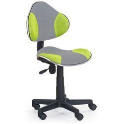 Fotel młodzieżowy liber - zielono-szary marki Producent: profeos