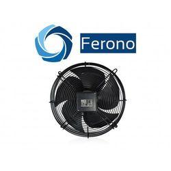 Wentylator osiowy, tłoczący z siatką 400mm, 3500 m3/h (fst400) od producenta Ferono