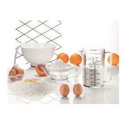 Wyciskacz do cytrusów z pojemnikiem kitchen biały gu-16782011 marki Guzzini