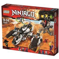 Ninjago Niewykrywalny pojazd ninja 70595 marki Lego - klocki dla dzieci