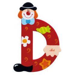 SEVI Literka D Clown