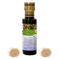 Olej amarantusowy BIO 100ml (olej, ocet)