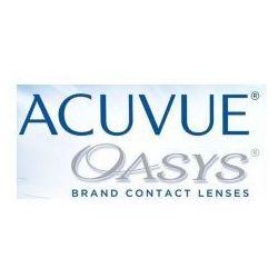 Acuvue oasys - 6 sztuk w blistrach wyprodukowany przez Johnson&johnson