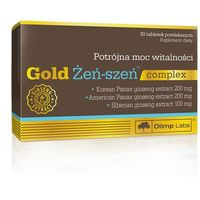 Gold żeń-szeń complex 30tabs  marki Olimp