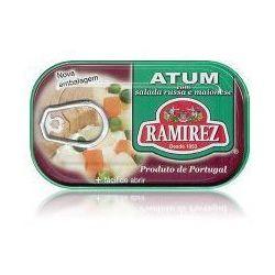 Ramirez Tuńczyk portugalski z sałatką jarzynową  120g