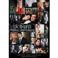Plotkara. Sezon 6 (DVD) - Mark Piznarski, Norman Buckley