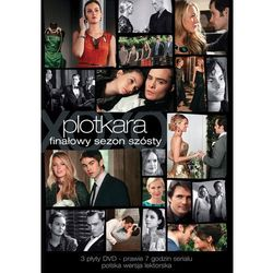 Plotkara. Sezon 6 (DVD) - Mark Piznarski, Norman Buckley - sprawdź w wybranym sklepie