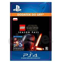 Lego star wars przebudzenie mocy - season pass [kod aktywacyjny] marki Sony