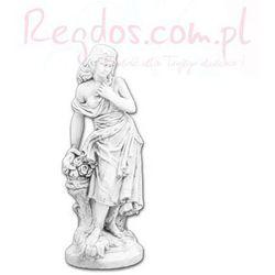 Figura ogrodowa betonowa Kobieta z bukietem 132cm, kup u jednego z partnerów