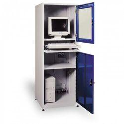 Szafa warsztatowa na komputer, samodzielna wysuwana półka na klawiaturę