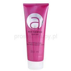 Stapiz Acid Balance maseczka do włosów farbowanych i zniszczonych + do każdego zamówienia upominek.