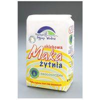 Eko Mega: mąka żytnia chlebowa typ 720 BIO - 1 kg (5907690790257)